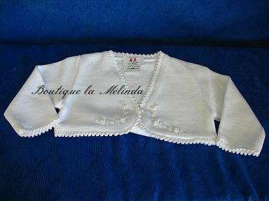 bolero ceremonie bapteme ou mariage robe bapteme ceremonie fabricatio portugaise tenue bapteme. Black Bedroom Furniture Sets. Home Design Ideas