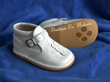 CHAUSSURE CUIR FILLE BOTTINEREF. CAMILLE - BOUTIQUE LA MELINDA