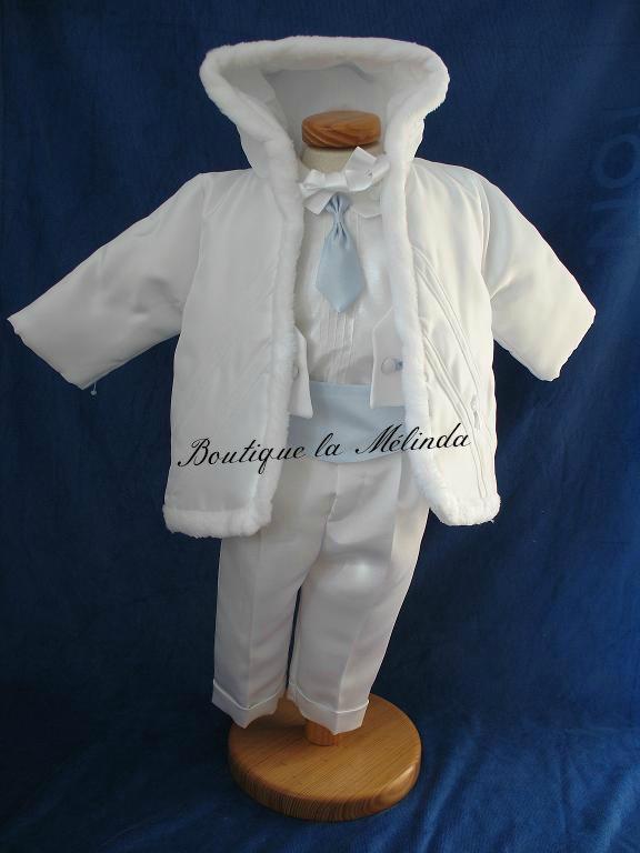 1fbd93dbee351 Tenue de bapteme cérémonie - Costume de cérémonie raffiné d une beauté avec  cette de