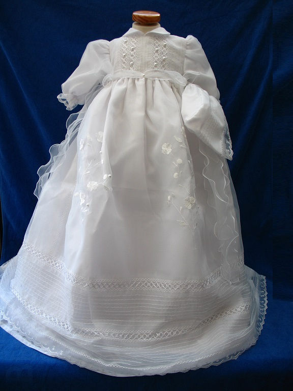 Robe Traditionnelle Robe Traditionnelle Blanche Robe Traditionnelle Bapteme Robe Bapteme Longue Robe De Bapteme Manche Courte Tenue Traditionnell